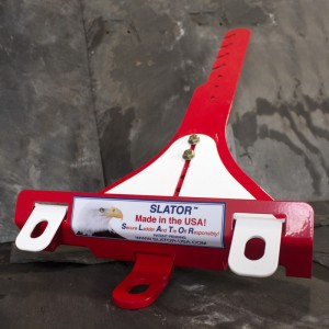 Slator ladder clamp