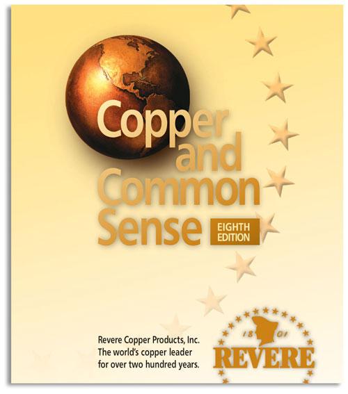 copper and common sense