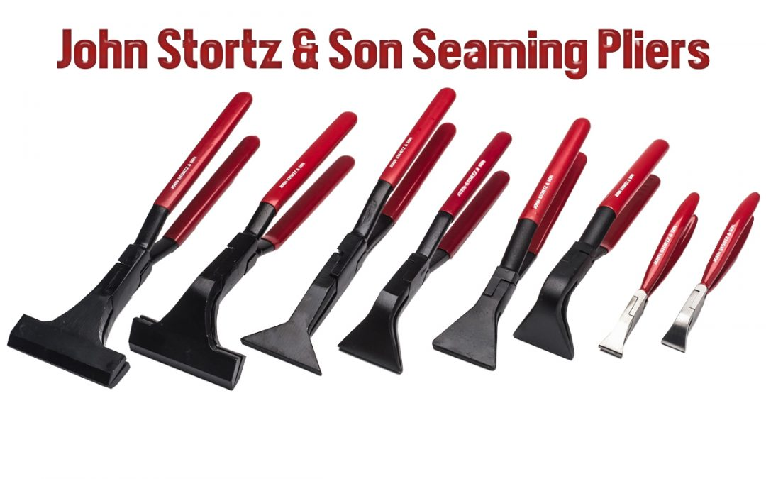 Stortz Seaming Pliers