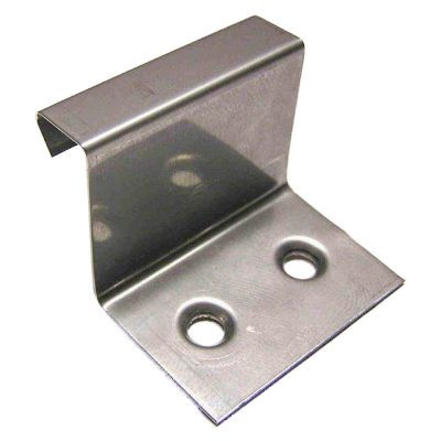 1 Fixed Cleat Stainless Steel