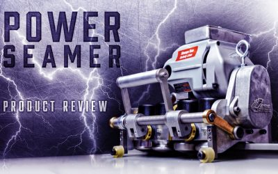 Power Seamer Product Review