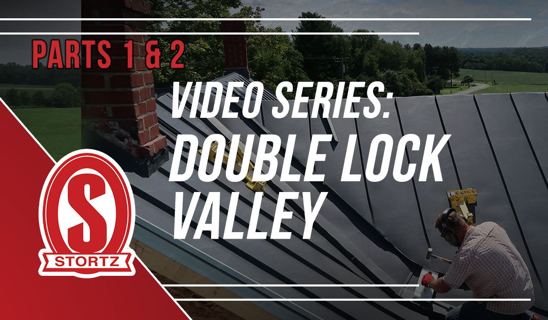 Double Seamed Valley  – Pts 1 & 2